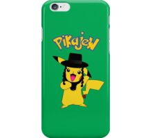 Pikachu - Pikajew , Pokemon iPhone Case/Skin