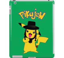 Pikachu - Pikajew , Pokemon iPad Case/Skin