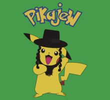 Pikachu - Pikajew , Pokemon by icedtees