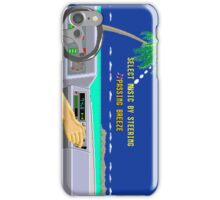 OUT RUN RADIO iPhone Case/Skin