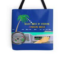 OUT RUN RADIO Tote Bag
