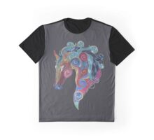 Horse Totem Graphic T-Shirt