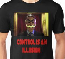 """""""Control is an Illusion"""" Mr Robot  Unisex T-Shirt"""