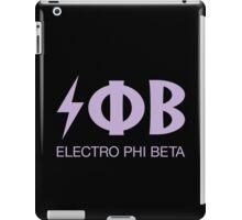 Electro Phi Beta iPad Case/Skin