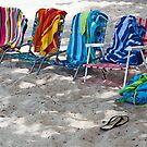 It's Beach Day  by John  Kapusta