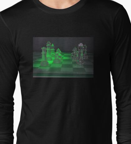 Chess Pieces - Long Sleeve T-Shirt