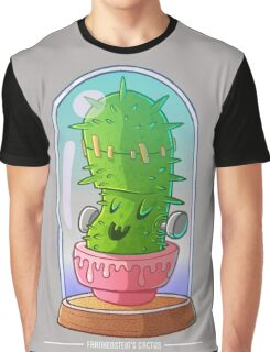 Frankenstein's cactus Graphic T-Shirt