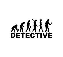 Evolution detective Photographic Print