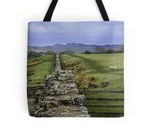 Hadrian's Wall Tote Bag