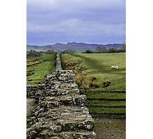 Hadrian's Wall Photographic Print