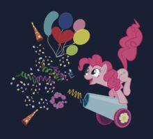 Pinkie Pie Cannon! Kids Tee
