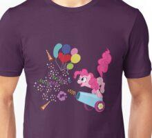 Pinkie Pie Cannon! Unisex T-Shirt