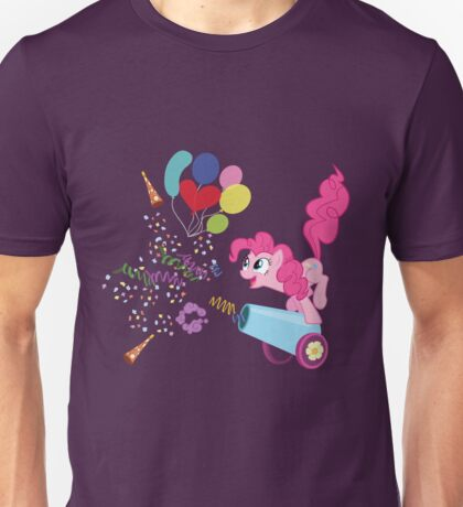Pinkie Pie Cannon! Unisex T-Shirt