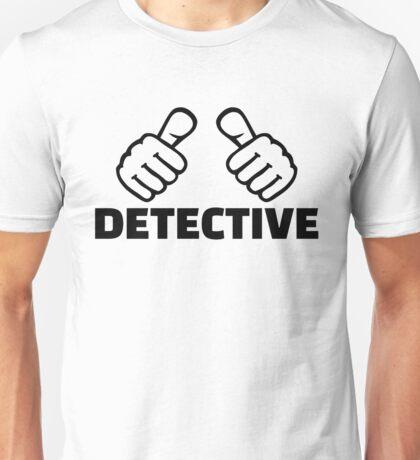 Detective Unisex T-Shirt