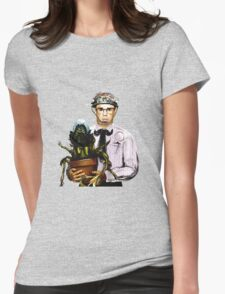 Rick Moranis - 1980's comedy superstar Womens Fitted T-Shirt