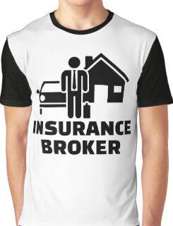 Insurance broker Graphic T-Shirt