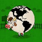 Let there be Moo on Earth by dEMOnyo