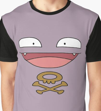 Koffing Face #109 Graphic T-Shirt