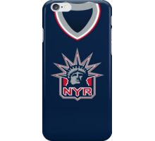 New York Rangers 1996-98/1999-2007 Alternate Jersey iPhone Case/Skin