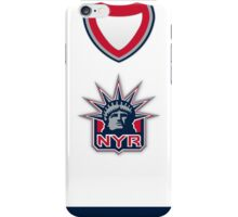 New York Rangers 1998-99 Alternate Jersey iPhone Case/Skin