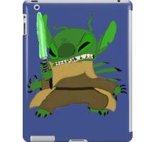 Yoda Stitch iPad Case/Skin