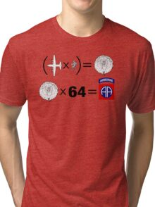 The Solution: 82nd Tri-blend T-Shirt