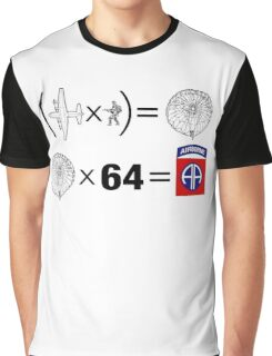The Solution: 82nd Graphic T-Shirt