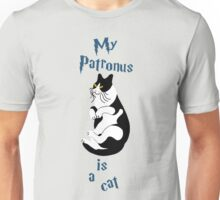 My Patronus is a Cat Unisex T-Shirt