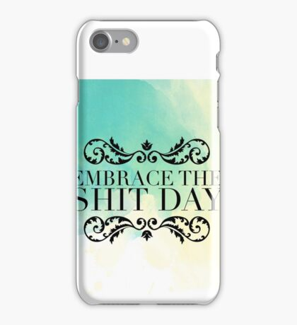 The day iPhone Case/Skin