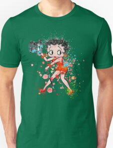 THE Lady Is In Town Unisex T-Shirt