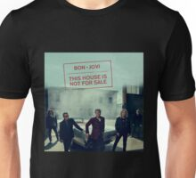 Bon Jovi 2016 New Album This House is Not for Sale Unisex T-Shirt