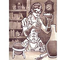 The Alchemist Photographic Print