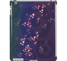 Evening Blossoms iPad Case/Skin