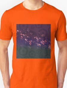 Evening Blossoms Unisex T-Shirt