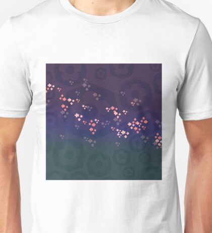 Evening Blossoms Unisex T-Shirt