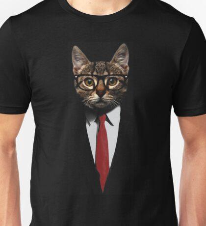 The Jacket Cat Unisex T-Shirt