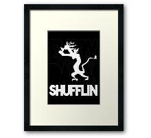 Discord Shuffilin' Framed Print