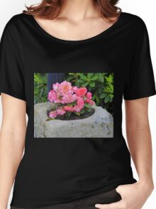 Peach Begonia Women's Relaxed Fit T-Shirt
