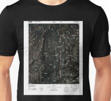 USGS TOPO Map Arizona AZ Alma Mesa 20110301 TM Unisex T-Shirt
