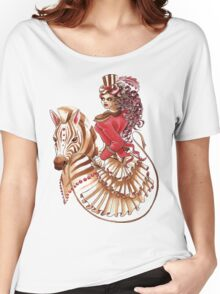 Ringmaster Women's Relaxed Fit T-Shirt