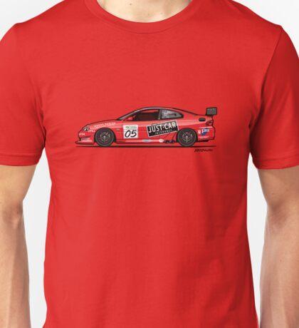 Holden Monaro CV8 427C Garry Rogers Motorsport (2003) Unisex T-Shirt