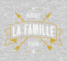 DEDICACE LA FAMILLE V2 One Piece - Short Sleeve
