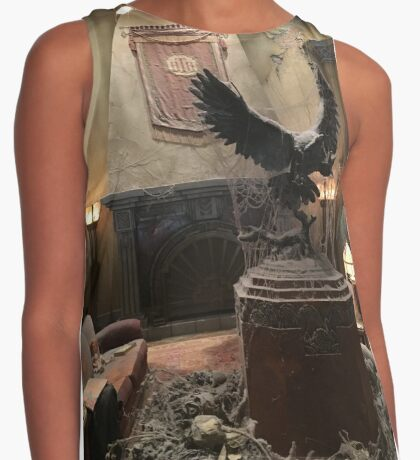 A fall to the unknown Contrast Tank
