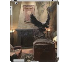 A fall to the unknown iPad Case/Skin