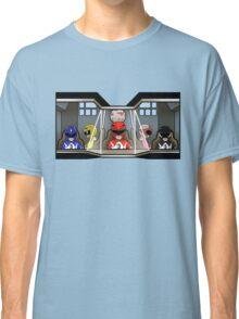 Inside A Giant Robot Classic T-Shirt