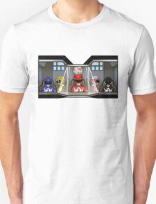 Inside A Giant Robot Unisex T-Shirt