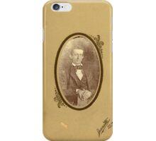 JOEL ETHERIDGE, FATHER OF CARROL ETHERIDGE iPhone Case/Skin