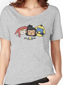 Space Dandy & Friends Women's Relaxed Fit T-Shirt