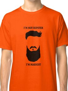 HIPSTER OR MARXIST? MARXSTER Classic T-Shirt