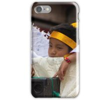 Cuenca Kids 812 iPhone Case/Skin